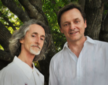 Music Meditation and Healing Concert with Cornell Kinderknecht and Martin McCall @ Ananda Dallas Meditation Center | Addison | Texas | United States