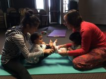 Toddler Yoga @ Ananda Meditation Center of Dallas | Addison | Texas | United States